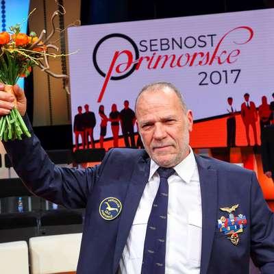 Benjamin Ličer - osebnost Primorske 2017 Foto: Tomaž Primožič/FPA