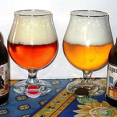Belgijski pubi z različnimi ukrepi nad turiste, ki kradejo pivske kozarce