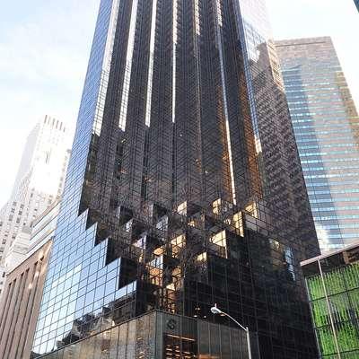 Trumpova stolpnica v New Yorku Foto: Wikipedia/Jorge Láscar