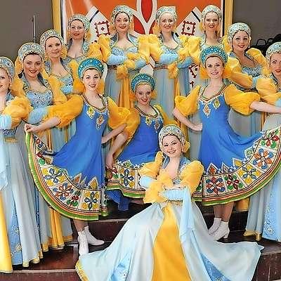V izolski kulturni dom v petek prihaja 18-članski ansambel  Voroneška dekleta državne filharmonije iz Rusije.