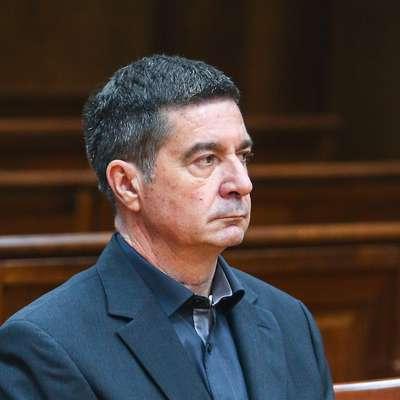 Robert Časar je na zatožno klop sedel še zaradi domnevno spornih  poslov z Grafistom. Sojenje se bo začelo predvidoma jeseni. Foto: Tomaž Primožič/FPA