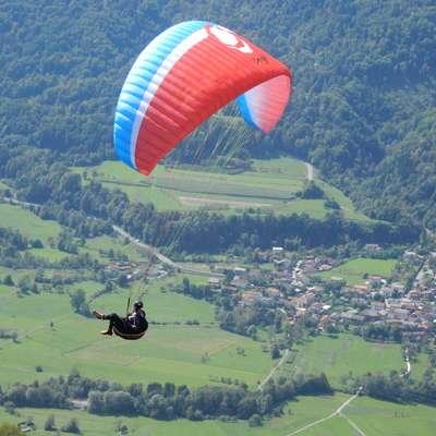 Ozben bo zanimiv tudi za šolanje jadralnih  padalcev. Foto: Neva Blazetič