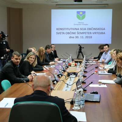 Medtem ko se občinski sveti v regiji sploh še niso sestali, se bodo  v Šempetru čez teden dni že pogovarjali o proračunu 2019.
