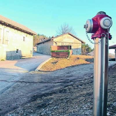 Za oskrbo s pitno vodo naj bi letos porabili 763.000 evrov.  Foto: Ambrož Sardoč
