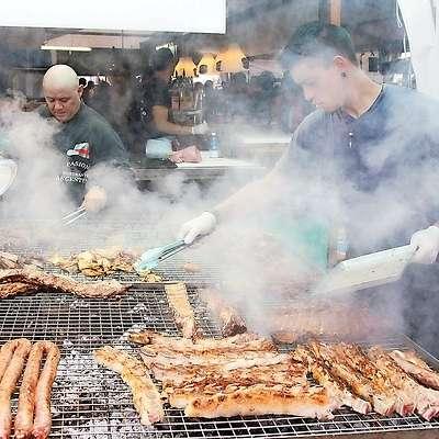 V Gorici bodo  štiri dni na voljo izbrani okusi z vsega sveta.  Foto: Leo Caharija