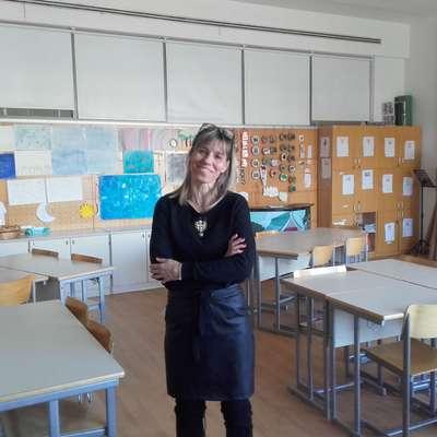 Tamara Bibalo Cerkvenič Foto: Nataša Čepar