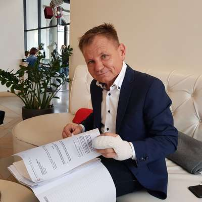 Franci Matoz se v ugovoru sklicuje  na  nepravilnosti in kršitve, ki naj bi se zgodile na volitvah. Foto: Nataša Hlaj