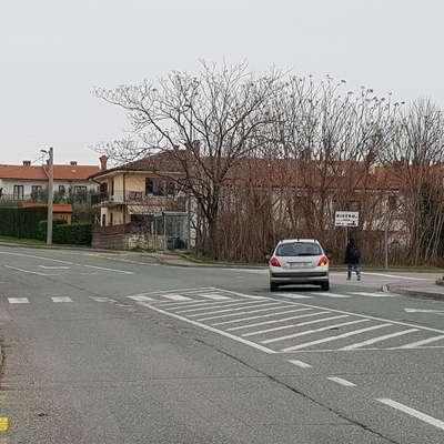 V Pradah bo krožišče na  lokaciji zdajšnjega križišča Pobeške ceste  in Ceste Ivana Starca. Foto: Nataša Hlaj