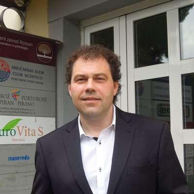 Direktor Okolja Piran Alen Radojković odstopa ni podal, mandat  pa bo sklenil konec marca. Foto: Alenka Penjak