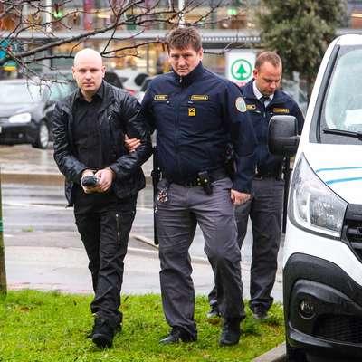 Marko Abram je že od lani spomladi v forenzični enoti mariborskega kliničnega centra, kjer ostaja tudi po včerajšnji odločitvi petčlanskega kazenskega senata.  Foto: Tomaž Primožič/FPA