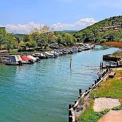 Ob Osapski reki v Miljah so v zadnjem letu obravnavali več  tatvin izvenkrmnih motorjev.