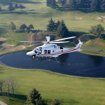 Slovenska policija utegne leteti z italijanskim helikopterjem