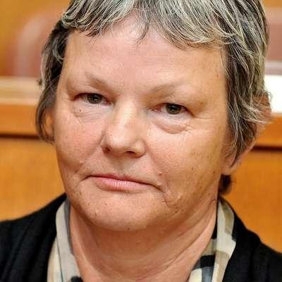 Lučka Jenčič (1949-2018) Foto: STA