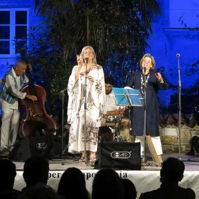 Benečija in Istra sta skupaj zaigrali in zapeli