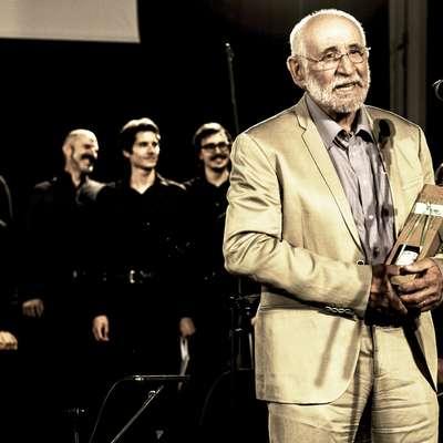 Mirko Slosar predlani z MePZ Obala Koper  Foto: Jana Jocif, MePZ Obala