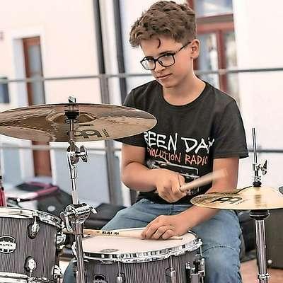 Tolkalec Radoš Bone ima rad jazz, punk, rock ...  Foto: Osebni Arhiv