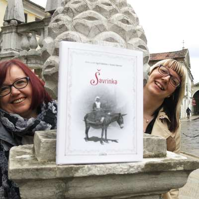 Ingrid Celestina (levo) in Suzana Todorović Foto: Andraž Gombač