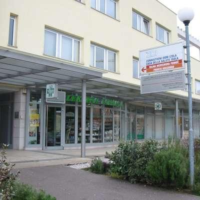 Dan po obisku v ljubljanski pediatrični kliniki se je moški z  otrokom oglasil tudi v pediatrični ambulanti izolskega zdravstvenega doma.  Foto: Mirjana Cerin