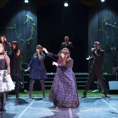 Ob svetovnem dnevu Downovega sindroma: v kristalni dvorani duhovna pesem, v Avditoriju Slovenska popevka