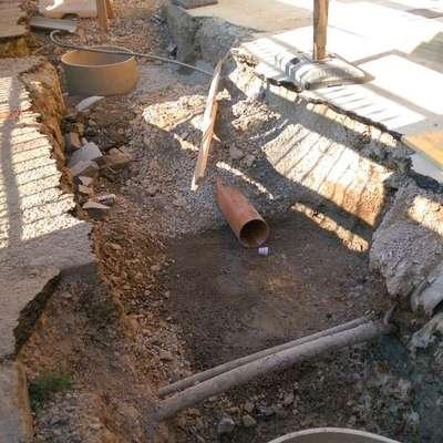 Projekti urejanja kanalizacije v štirih občinah predstavljajo največji  finančni zalogaj. Foto: KS Škofije