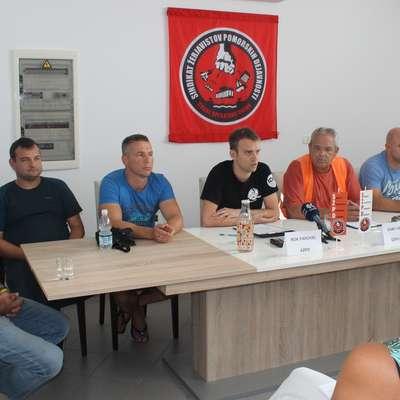 Borili se bodo za enake pravice vseh delavcev v Luki