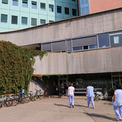 Šempetrska bolnišnica trenutno išče 24 medicinskih sester.  Foto: Leo Caharija