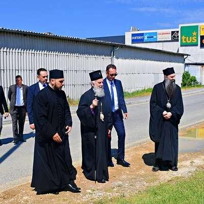 V Kopru bodo gradili pravoslavno cerkev