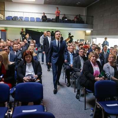 Seznam kandidatov Liste Marjana Šarca menda še ni povsem še  zapolnjen.   Foto: STA