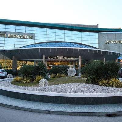 Letos spomladi so Hoteli Bernardin prenovili sobe v svojem  petzvezdičnem hotelu.  Foto: Tomaž Primožič/FPA