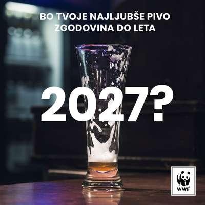 V WWF provokativno opozarjajo na potrebo po ohranjanju direktive, ki ščiti vse vodne vire. Foto: WWF