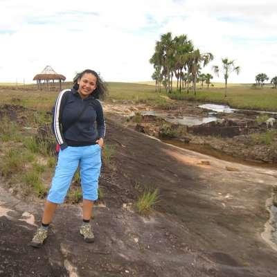 Maria Laura je težko zapustila rodno Venezuelo, a ljubezen  premaga vse ovire, pravijo.  Foto: osebni arhiv Marie L. Gonzalez