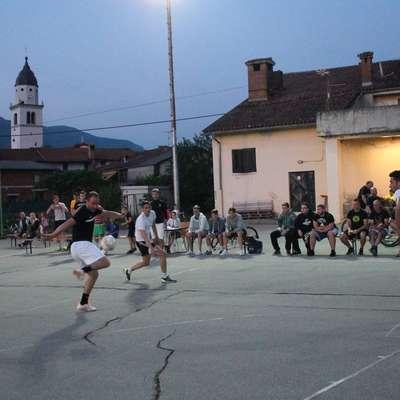 V Dornberku je tekmovalo 13 trojk. Foto: Igor Mušič