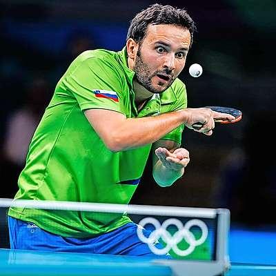 Bojan Tokić je po posamičnem evropskem bronu letos  Sloveniji pomagal še do ekipnega. Foto: STA