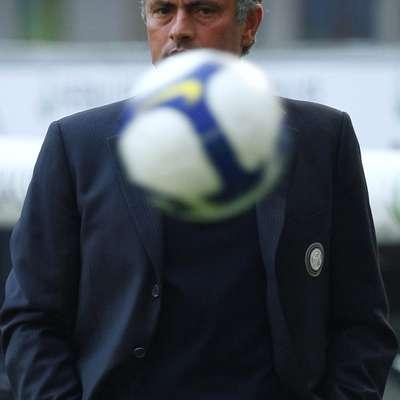 Jose Mourinho bo poskušal popeljati rdeče vrage do nogometnega  raja. Foto: Alessandro Garofalo