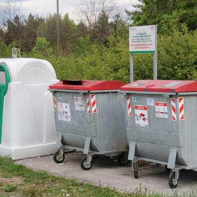Na Bistriškem sicer povečujejo ločevanje  odpadkov, a je delež tako  zbranih še vedno nizek.  Foto: Danijel Cek