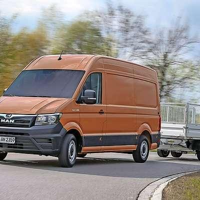 Man  bo z modelom TGE razširil ponudbo tovornih strojev.