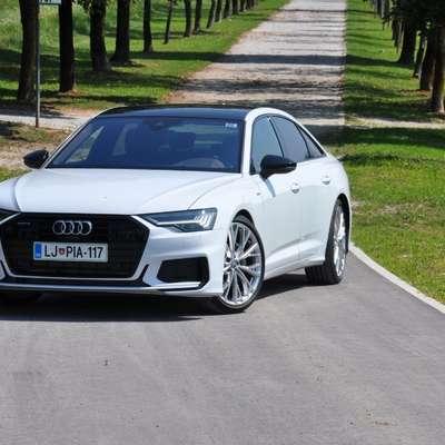 Audi A6 bo že letos razveselil približno sto slovenskih kupcev.