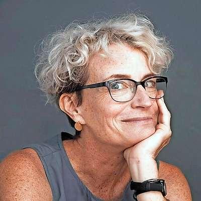 Ashton Applewhite je ugotovila, da se ne boji staranja. Foto: Adrian Buckmaster