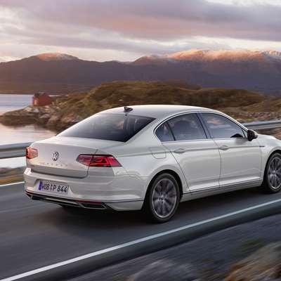Predprodaja prenovljenega passata se bo začela maja, na trg pa  prihaja avgusta. Foto: Volkswagen